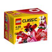 LEGO CLASSIC 10707 CZERWONY ZESTAW KREATYWNY