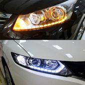 ŚWIATŁA DRL LED + płynący kierunkowskaz zdjęcie 1