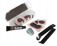 Zestaw łatek rowerowych Zefal klej łyżki łatki