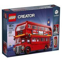 KLOCKI LEGO CREATOR EXPERT 10258 LONDYŃSKI AUTOBUS