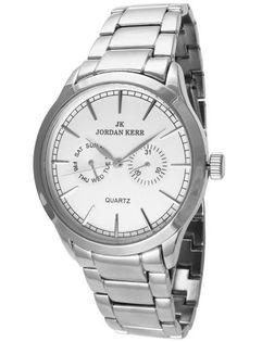 Zegarek Męski Jordan Kerr Segor Chrono 50702-2