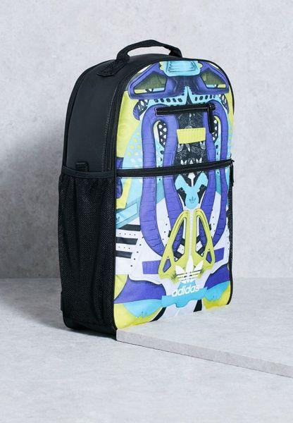 d7ed6ba0c414 Plecak Adidas Originals BK7195 Szkolny Boho sportowy Modny Pojemny zdjęcie  10
