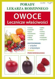 Owoce Lecznicze właściwości Kubanowska Anna