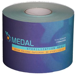 Rękaw do sterylizacji 15cm x 200m Medal