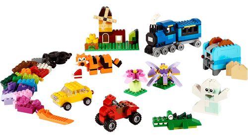 LEGO Classic Kreatywne klocki WIADERKO 10696 na Arena.pl