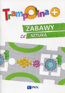 Trampolina+ Zabawy ze sztuką Skalska Małgorzata
