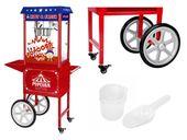 Maszyna do popcornu wózek amerykański design Royal Catering RCPW-16.1