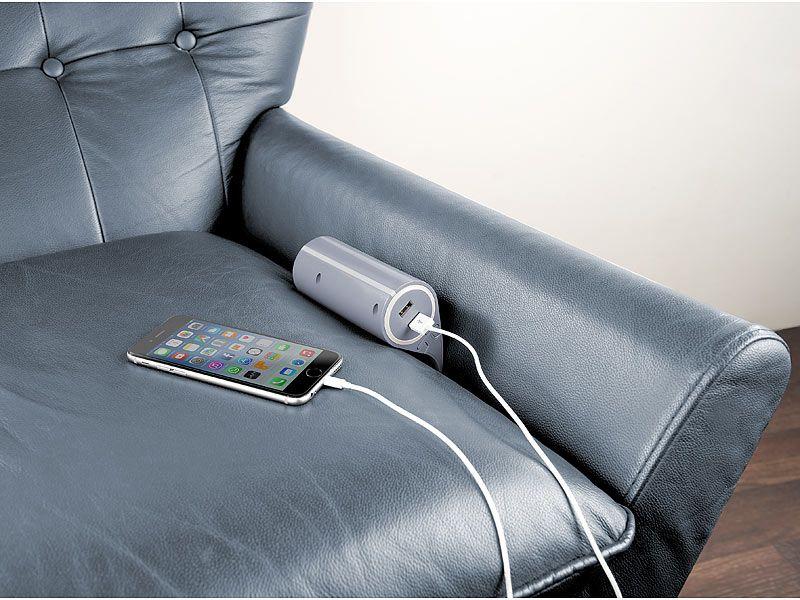 Listwa zasilająca USB na sofę/2,4 A/12 W | Revolt na Arena.pl