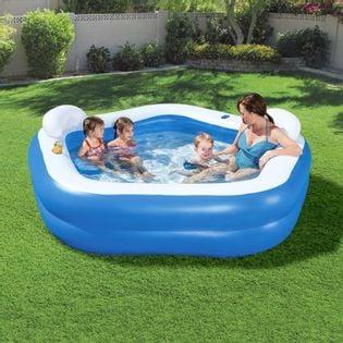 Lumarko Basen Family Fun Lounge, 213x206x69 cm!