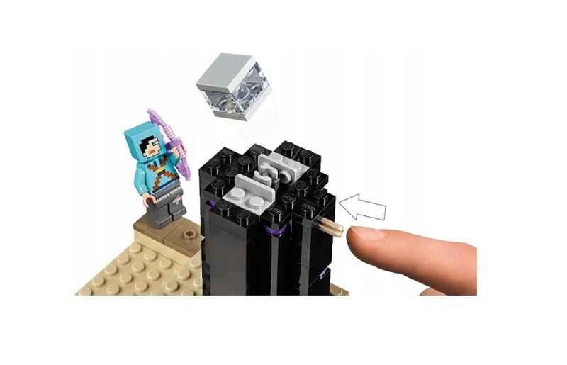 LEGO MINECRAFT Walka w Kresie 21151 zdjęcie 3