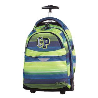 Plecak szkolny na kółkach CoolPack Rapid Multi Stripes 645