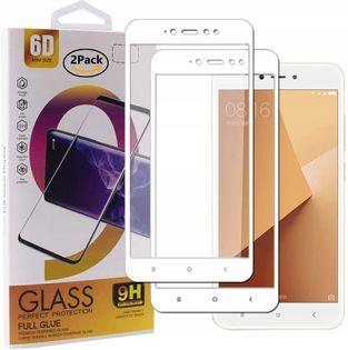 Szkło Hartowane 5D FULL do Xiaomi Redmi Note 5A