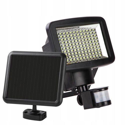 Lampa solarna halogen LED czujnik ruchu zmierzchu zdjęcie 3