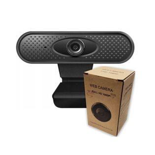 Kamera internetowa do pracy zdalnej lub lekcji FULL HD