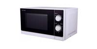Kuchenka mikrofalowa Sharp R-200W 800W 20L Biała