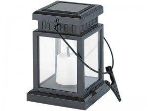 Solarny lampion zdjęcie 2