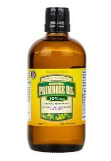 Naturalny płynny ekstrakt z oleju z wiesiołka - 120 ml. Holland & Barrett