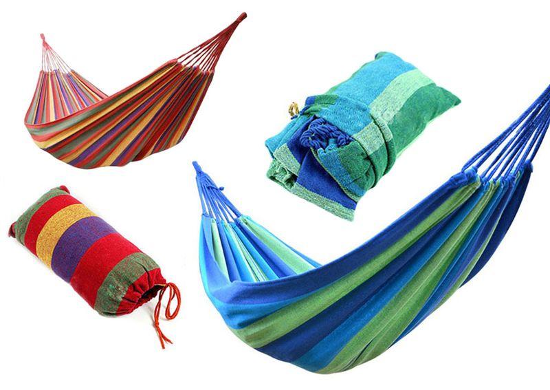 hamak dwuosobowy 220x160cm XXL ogrodowy kolory zdjęcie 2