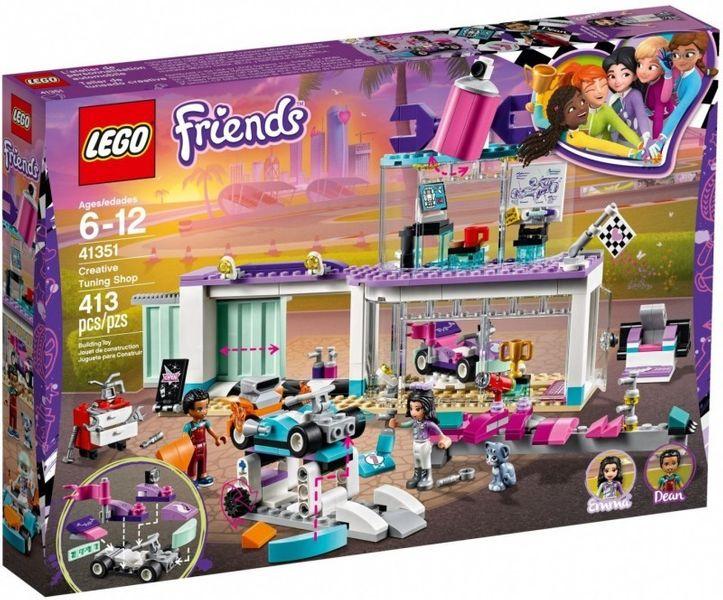 Lego Friends Kreatywny warsztat zdjęcie 1