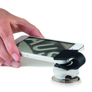 Lupa / mikroskop x60 na smartfon tablet Leuchtturm