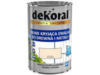 Emalia Dekoral Emakol Strong (Morelowy, 0.9 L)