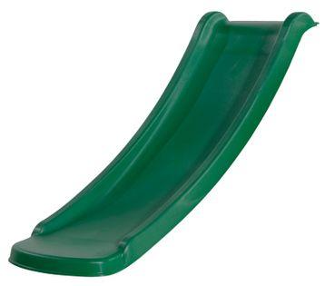 Zjeżdżalnia dla dzieci długości 1,2m - zielona