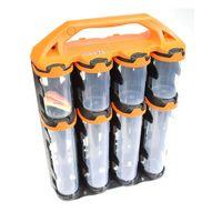 Organizer | Pojemnik QuestSystem Q2L16 - pomarańczowy
