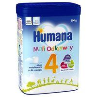 Humana Mleko następne 4 po 24 miesiącu 800 g