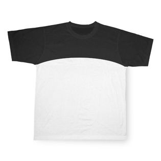 Koszulka Czarna Sport Cotton-Touch Sublimacja Termotransfer XXL