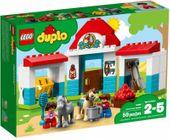 Lego polska DUPLO Stajnia z kucykami