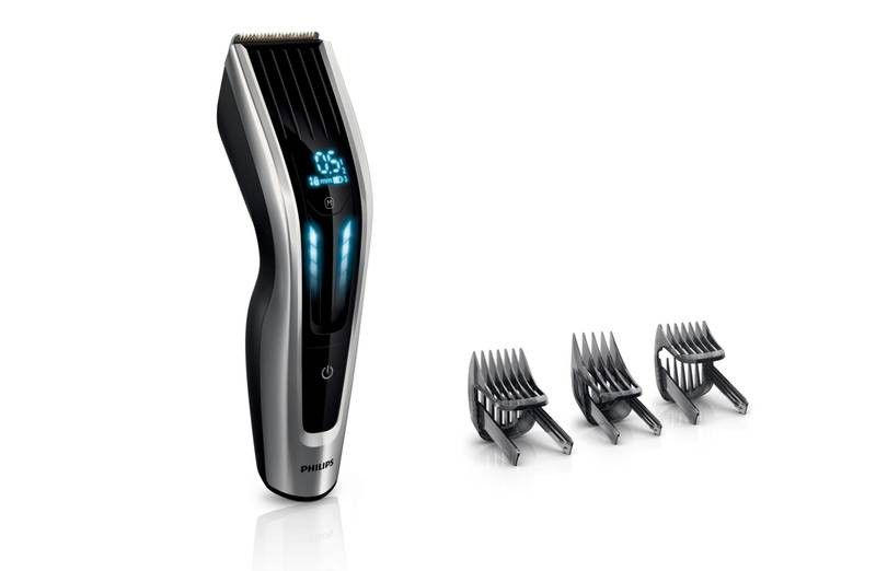 Maszynka do strzyżenia Philips Hairclipper series 9000 HC9450/15 Czarny zdjęcie 2