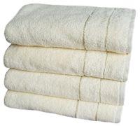 Ręcznik kąpielowy 70x140 ecru 520g/m2