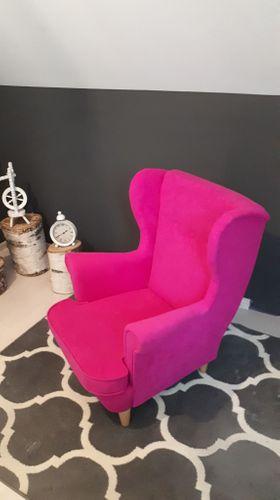 Fotel MINI USZAK, wersja dla dzieci !!! Stylowy, super cena. na Arena.pl