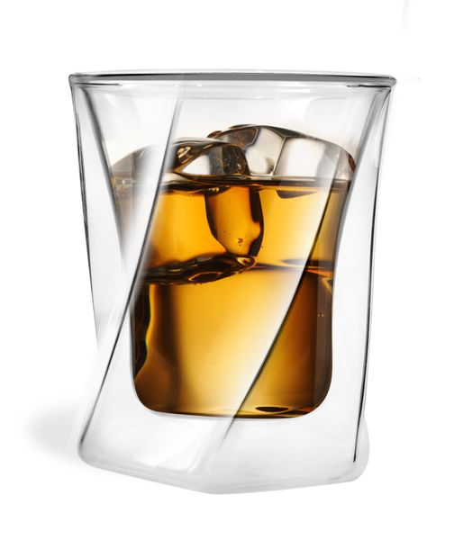 Szklanki Termiczne z Podwójną Ścianką do Whisky Drinków 250ml 6 sztuk zdjęcie 6