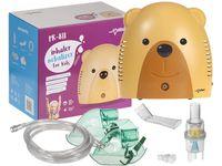 Inhalator dla dzieci, zestaw Promedix PR-811 misiek