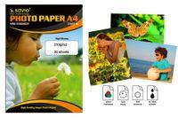 Papier fotograficzny SAVIO PA-08 A4 210g/m2 20 szt. błysk
