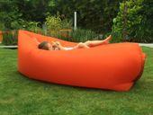 Lazy bag air sofa materac leżak łóżko 9 kolorów zdjęcie 5