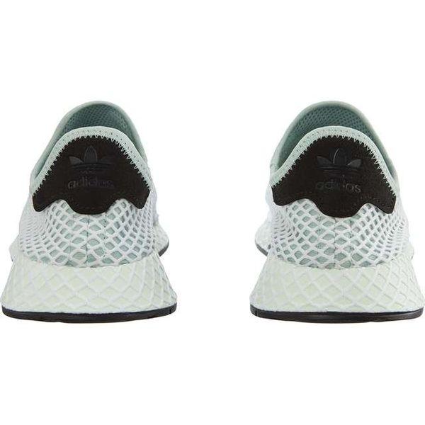 adidas DEERUPT RUNNER W ASH GREEN ASH GREEN CORE BLACK Rozmiar - 38 zdjęcie  6 1a53b3961