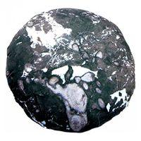Relaksacyjna poduszka 3D na prezent - Kamień ciemny