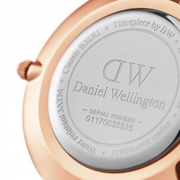 ZEGAREK DANIEL WELLINGTON DW00100161 Oryginalny / Sklep - MONTRES zdjęcie 3