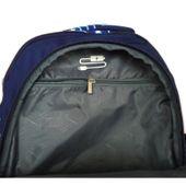 Trzykomorowy plecak szkolny St.Right 29 L, Pixelmania Blue BP4 zdjęcie 4