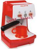 Smoby Mini Rowenta Ciśnieniowy ekspres do kawy dla dzieci zabawkowy