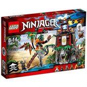 Lego Ninjago Wyspa Tygrysiej Wdowy