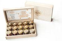 Zestaw prezentowy miodów (Pudełko/Box)