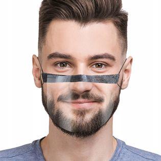 MINI PRZYŁBICA maseczka ochronna na nos i usta