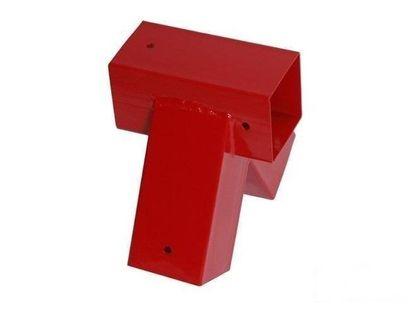 Łącznik do belki kwadratowej 90x90mm 90 stopni