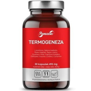 Panaseus Termogeneza – 50 K Odchudzanie