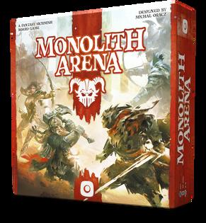 MONOLITH ARENA GRA PLANSZOWA PORTAL GAMES