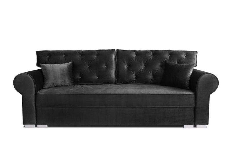 Sofa Kanapa 250cm Beżowa MONIKA PIK  różne kolory obić NC zdjęcie 9