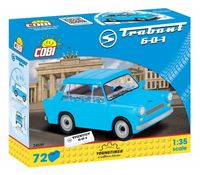 Cobi Klocki Youngtimer Collection Trabant 601